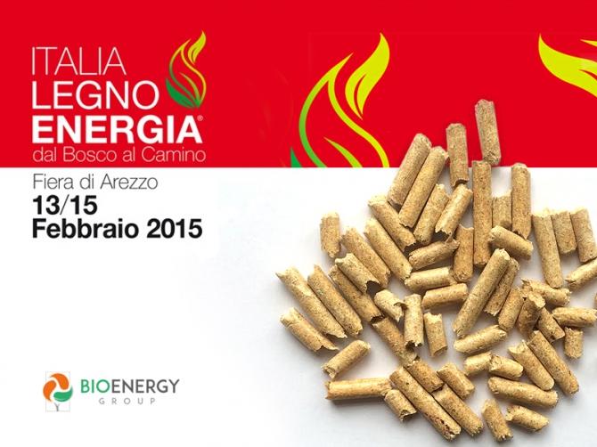 Targi Italia Legno Energia w Arezzo 2015- zapraszamy!