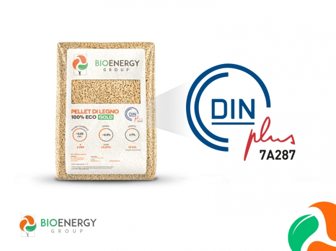 Certyfikat jakości DINplus