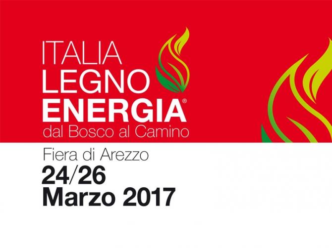 Italia Legno Energia 2017 - targi w Arezzo we Włoszech